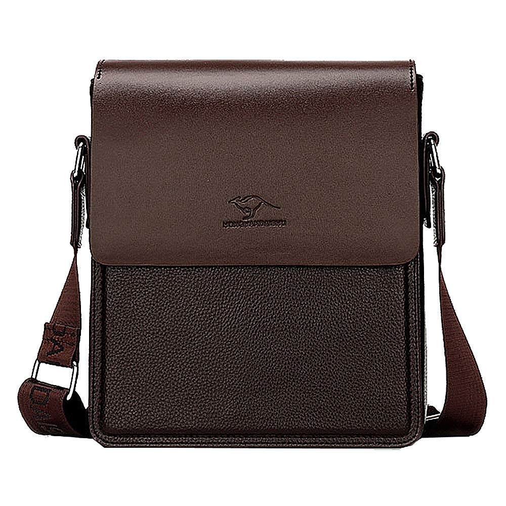 Mini Crossbody Shoulder Bag Travel Purse Sling Casual Daypack Small Messenger Bags for Men for Hiking Traveling with Handbag