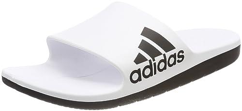 timeless design 327e1 42f40 adidas Men Sandals Swimming Aqualette Cloudfoam Slides Pool Beach CM7927  Sporty (EU 40 1
