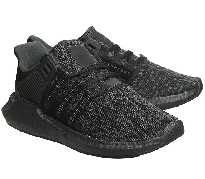outlet store 4caaa e0353 Amazon.com  adidas EQT Support 9317 - BY9512 - Color Black-Grey - Size  10.5  Basketball