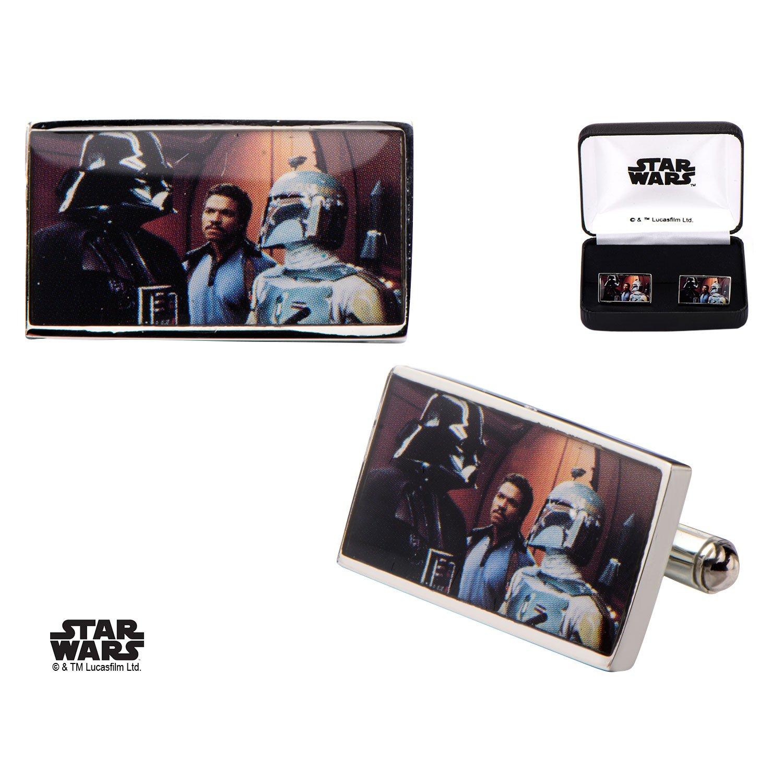 Star Wars Darth Vader Boba Fett Lando Calrissian Gemelos Acero ...