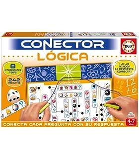 Educa Borrás- Conector Quizz, Juego Preguntas-respuestas ...