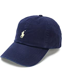 f59cd5f5f0c3 Polo Ralph Lauren Cotton Chino, Casquette de Baseball Homme, Gris ...