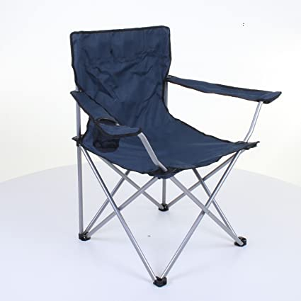 Pleasing Home Hut Folding Camping Chair Hiking Garden Indoor Outdoor Fishing Seat Garden Festival Blue Onthecornerstone Fun Painted Chair Ideas Images Onthecornerstoneorg