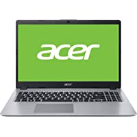 "Acer Aspire 5 | A515-52-78YZ - Ordenador portátil 15.6"" HD LED (Intel Core i7-8565U, 8 GB de RAM, 1 TB HDD, Intel UHD 620, Windows 10 Home) Plata - Teclado QWERTY Español"