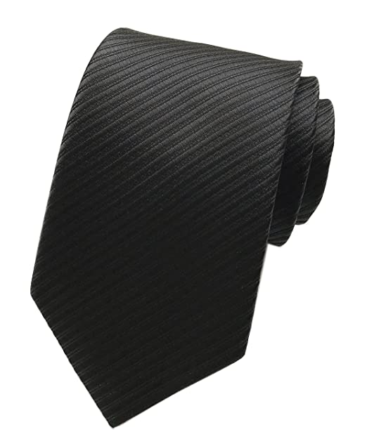 Amazon.com: Elfeves corbata formal para hombre de color ...