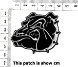 Pitbull Bulldog Dog Cartoon Movie Patch Kid Baby