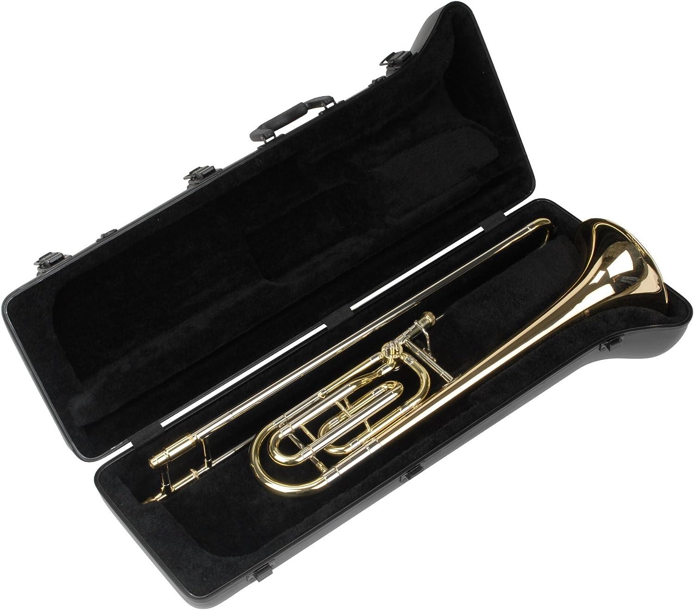 SKB 1SKB-462 - Maleta para trombón tenor profesional universal: Amazon.es: Instrumentos musicales