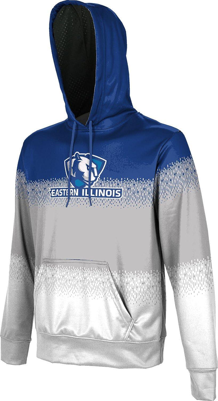 ProSphere Eastern Illinois University Mens Pullover Hoodie School Spirit Sweatshirt Drip