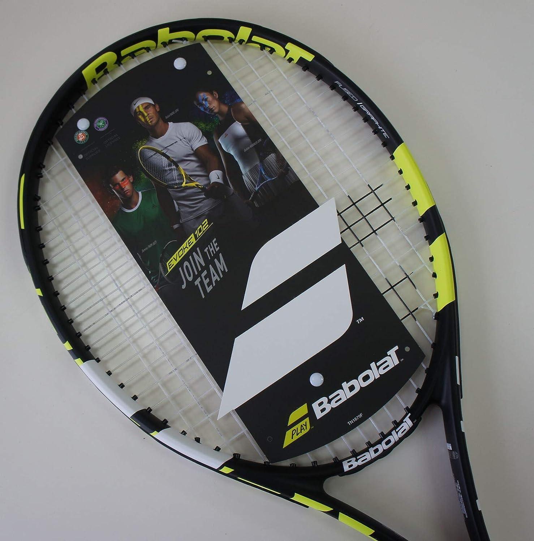 Babolat Evoke 105 - Raqueta de Tenis para Adulto (con Cordones ...
