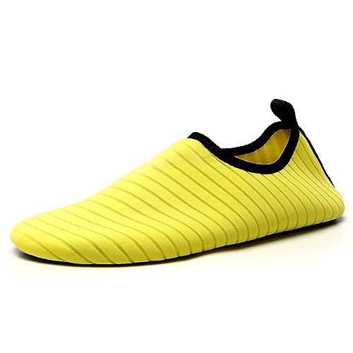 MOOKEY Zapatos de Agua Zapatos de Playa Zapatos de Natación ...