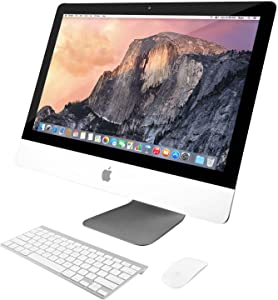 Apple iMac MF883LL/A 21.5-Inch 500GB Desktop (Renewed)