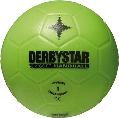 Derbystar Handball Softhandball - Pelota de Balonmano (Infantil ...
