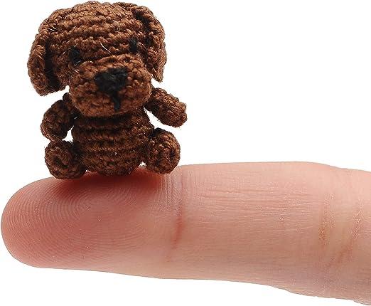 Cute and Easy Amigurumi Keychains | 432x522