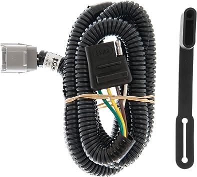Amazon.com: CURT 55245 Vehicle-Side Custom 4-Pin Trailer Wiring Harness,  Select Toyota 4Runner, Highlander, Land Cruiser, Lexus LX470, LX570, RX300:  AutomotiveAmazon.com