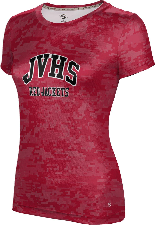 ProSphere Women's Jordan High School Digital Shirt (Apparel) EF3C2 (X-Large)