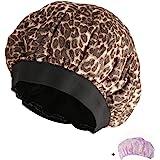 Locisne Gorro calor cabello acondicionamiento profundo inalámbrico,cuidado cabello con microondas para la terapia…
