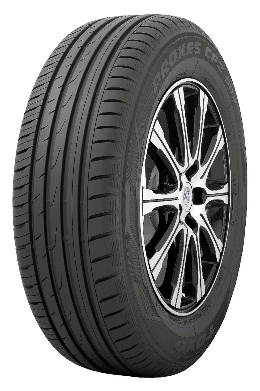 ★ゴムバルブ付 サマータイヤ SUV 4WD 175/80R16 91S CF2 トーヨー プロクセス B06ZYWMF2R