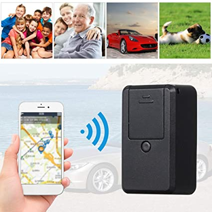 Amazon com: Mini GPS Tracker, Anti-Theft Real Time Tracking