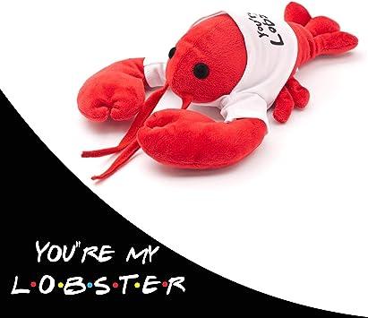 Amazon.com: Cool TV Props Youre My Lobster Felpa, inspirado ...