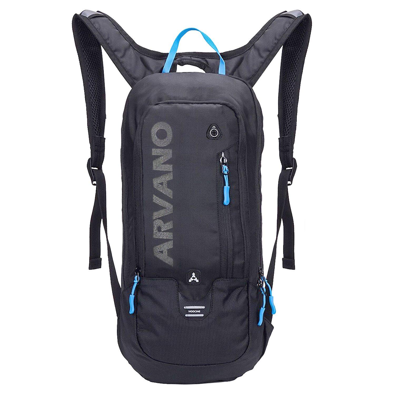 Arvano Mehrzweck-Biking-Rucksack, 6L Ski-Rucksack, atmungsaktiv Leichter Wasserdichter Fahrradrucksack für Outdoor Sports Camping Wandern Laufen Reisen Bergsteigen