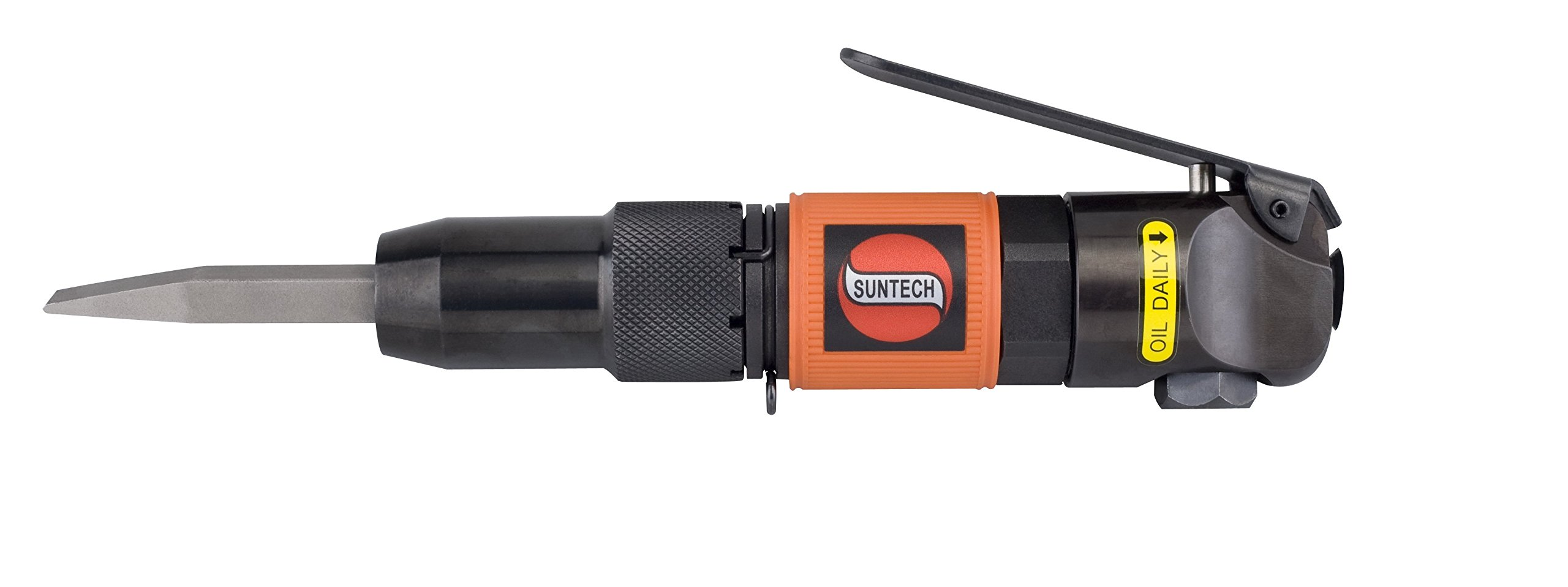 SUNTECH SM-104 Sunmatch Power Angle Grinders, Orange/Black