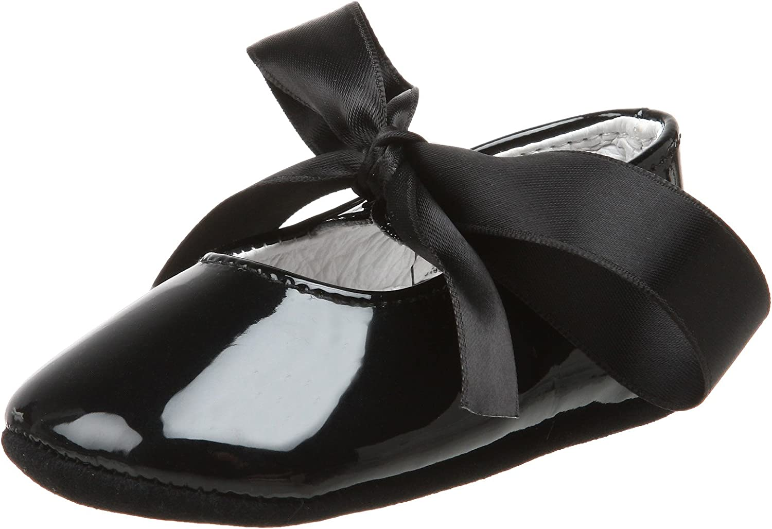 Ralph Lauren Layette Kids Baby Girl's Briley Soft Sole Shoe (Infant/Toddler): Shoes