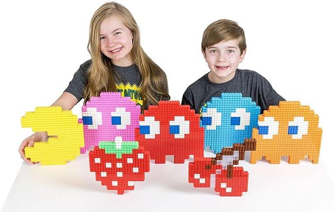 Strictly Briks - Pac-Man™ - Set de Ladrillos para Construir en 3D ...