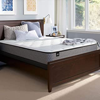 product image for Sealy Response Essentials 11.5-Inch Plush Euro Top Mattress, Split California King, white