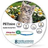 PETinice Flea Control for Cats
