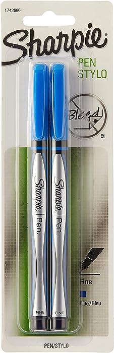 The Best Brite Blue Reynolds Pen