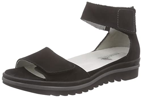 Hakura, Womens Open Toe Sandals Waldläufer