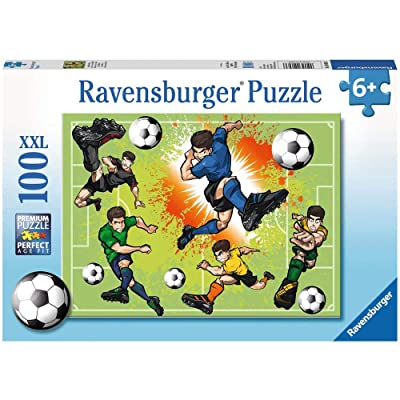 Ravensburger 10693 in Football Fever: Toys & Games