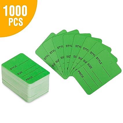 1d1eda6eaaf10 Amazon.com   GreenPrice Tags 1.25