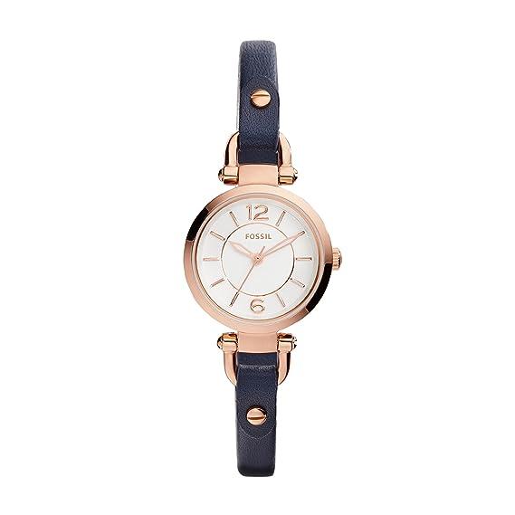 aa389cc177b3 Fossil ES4026 Reloj Georgia Small para Mujer