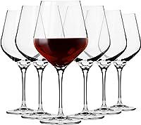 Krosno Grande Copas de Vino Tinto   Conjunto de 6 Piezas   860 ML   Splendour Collection Uso en Casa