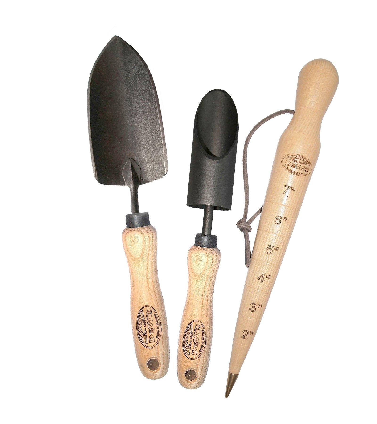 Tierra Garden DeWit 31-3336 Tool Bulb Planting Kit