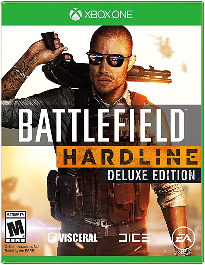 Battlefield Hardline Deluxe Edition - Xbox One by Electronic Arts: Amazon.es: Videojuegos