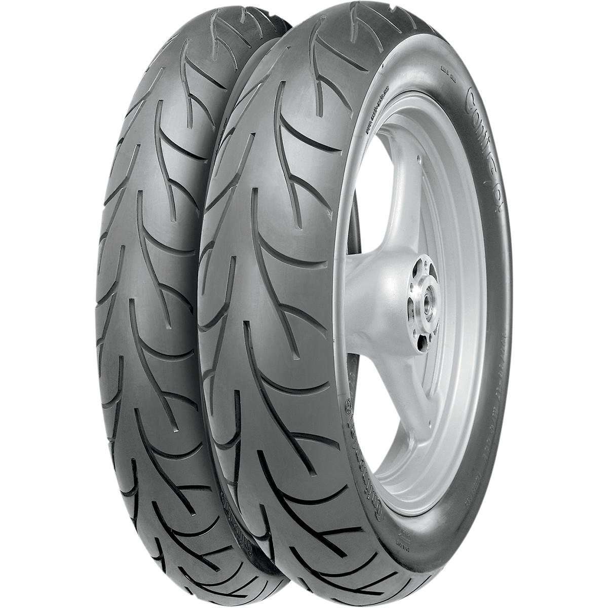 Continental Conti Go Rear 140/80-17 Motorcycle Tire