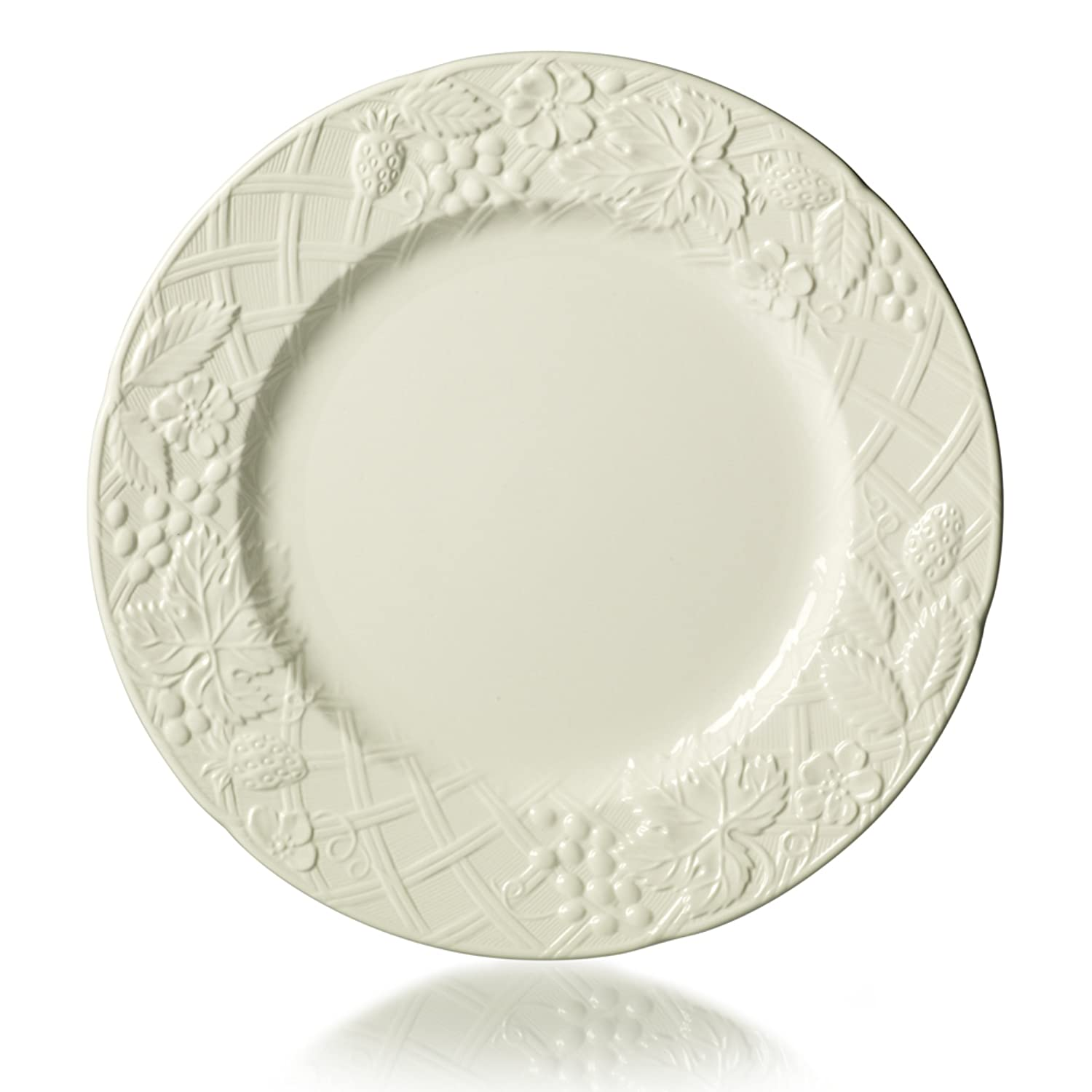 Amazon.com | Mikasa English Countryside Dinner Plate 11.25-Inch Dinner Plates  sc 1 st  Amazon.com : plates for dinner - Pezcame.Com