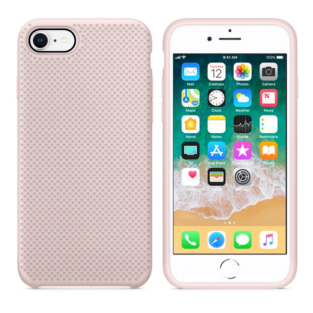 huge selection of c2a6f f4788 Amazon.com: Slim Fit Silicone Case for iPhone 6 6s Plus, Ezicok ...