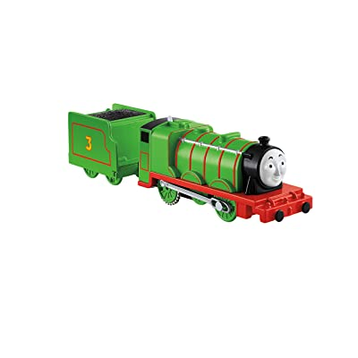 Fisher-Price Thomas & Friends TrackMaster, Motorized Henry Engine
