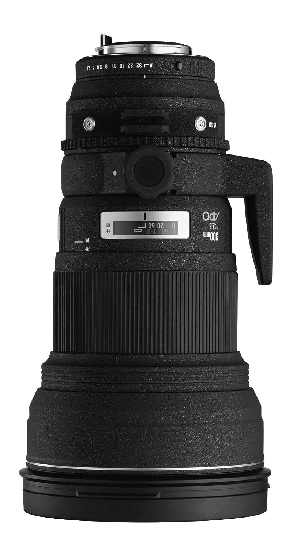 Sigma EX mm f  APO HSM DG Objetivo para Canon distancia