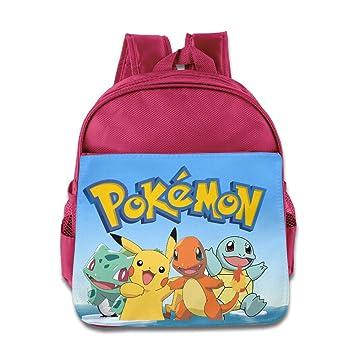 Pokemon no Reyes Kid Classic Pack mochila escolar: Amazon.es: Electrónica
