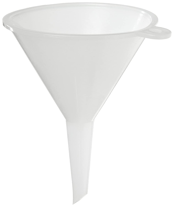 50mm Top Diameter 195mm Length Pack of 6 United Scientific GF6140-50 Long Stem Glass Funnel