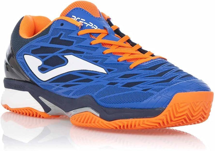 joma t.Ace Pro 704 Clay Zapatilla pádel-Tenis: Amazon.es: Zapatos ...
