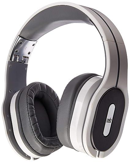 f39c10075b8 Amazon.com: PSB M4U 2 Active Noise-Cancelling Headphones (White):  Electronics