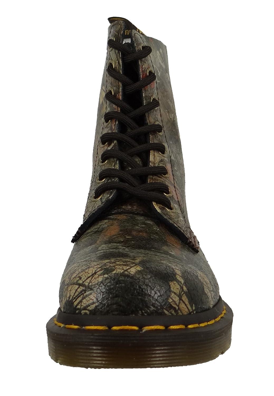 d7dcff97a92 Dr.Martens Unisex 1460 Pascal Cristal Suede Boots: Amazon.co.uk: Shoes &  Bags
