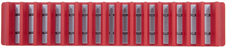 Torin Big Red Tool Organizer: Magnetic Screwdriver Rack MTOSDH15RT