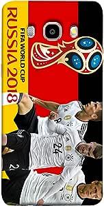 جراب ColorKing Football German Team Germany 01 متعدد الألوان لهاتف Samsung J5 2016