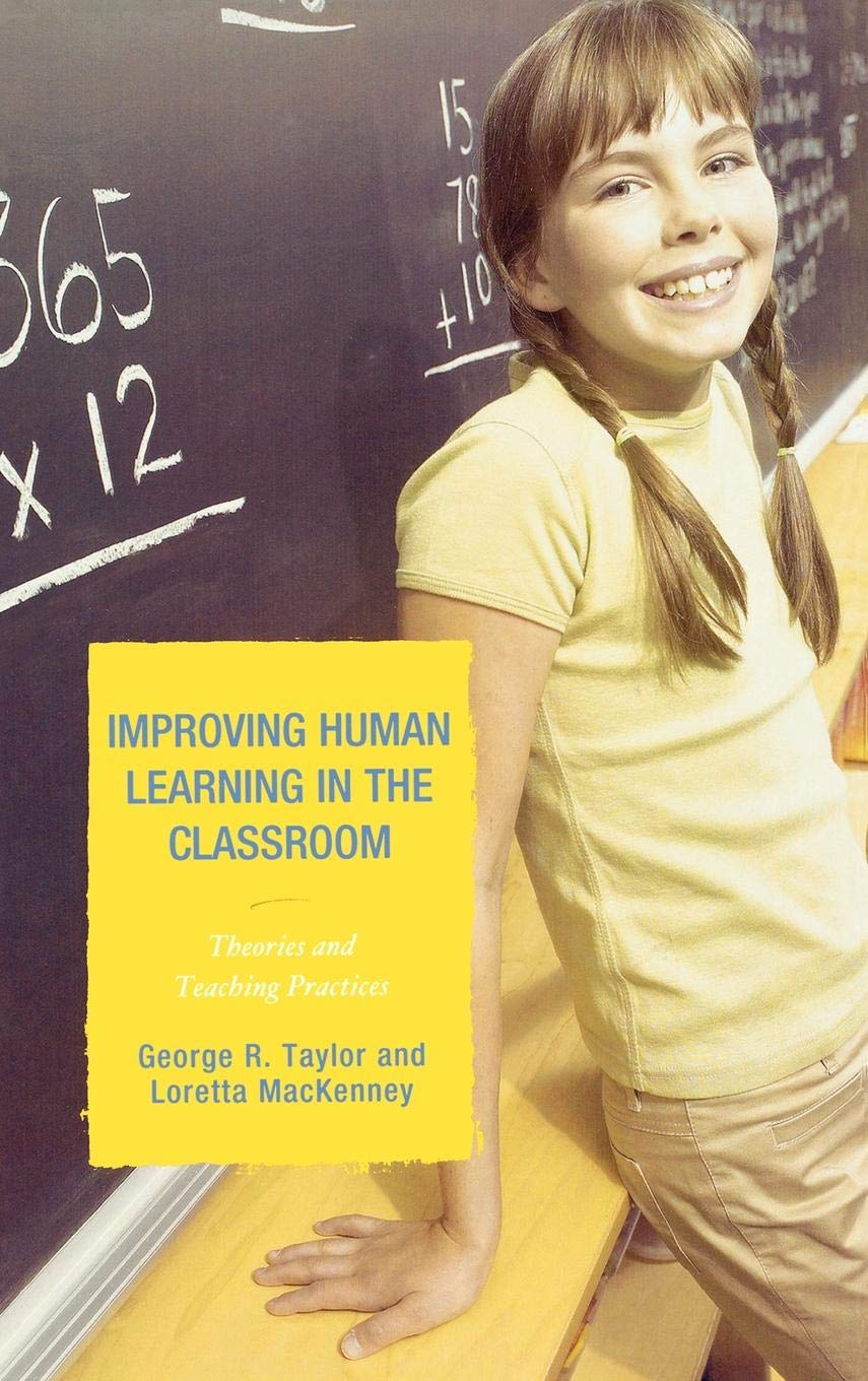 Read Online Improving Human Learning in the Classroom: Theories and Teaching Practices pdf epub